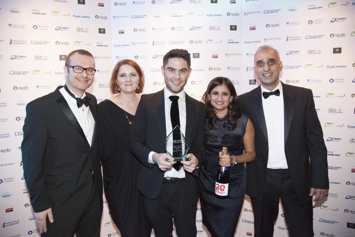 Private Dentistry Awards 2014