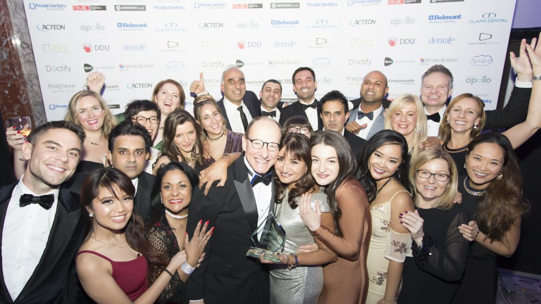 Private Dentistry Awards 2008 – 2018