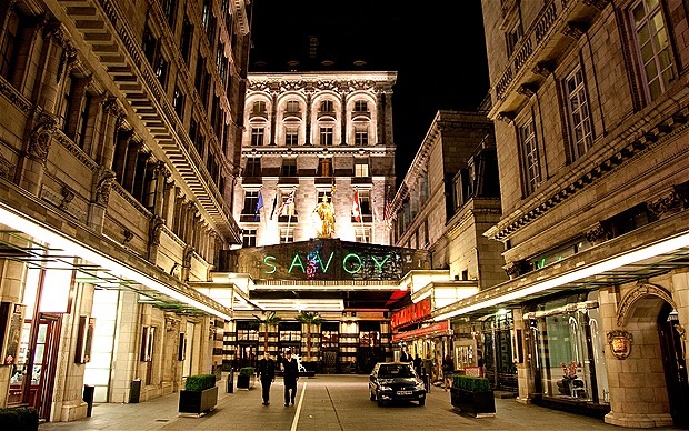 The Savoy Wellness Day & Peppersmith Gum