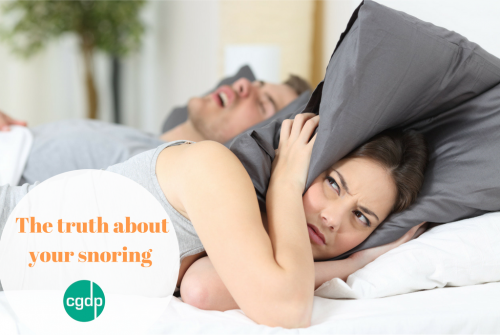 The truth about your snoring