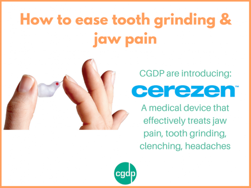 How to ease tooth grinding & jaw pain