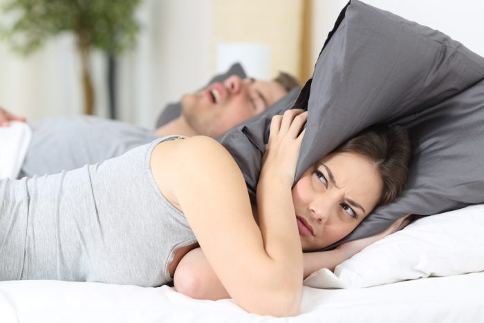 How snoring can affect your health