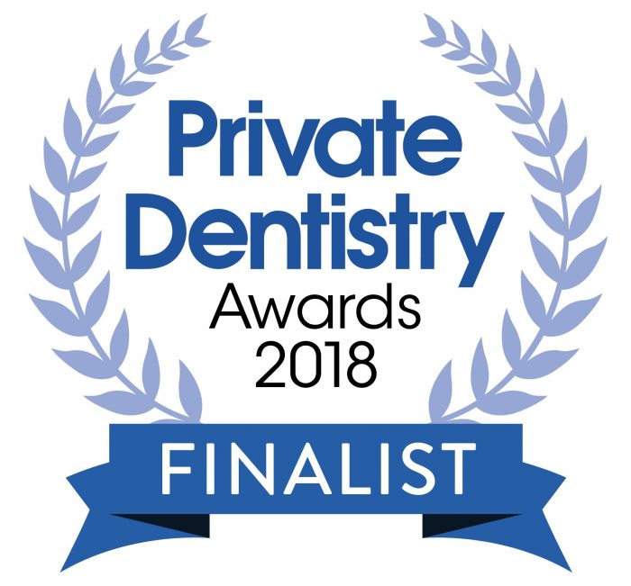 Private Dentistry Awards Finalists 2018
