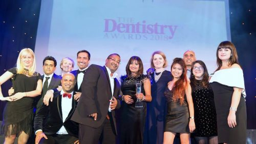 The Dentistry Awards 2018