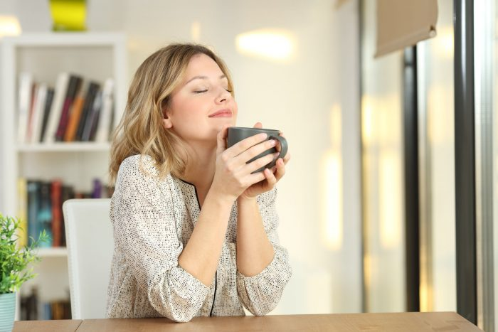 Tips for a healthy mind and mouth while at home