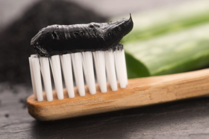 The truth behind charcoal toothpaste